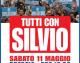 Tutti con Silvio a Brescia – 11 maggio 2013