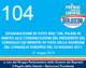 104 – DICHIARAZIONE DI VOTO DELL' ON. PALESE IN MERITO ALLE COMUNICAZIONI DEL PRESIDENTE DEL CONSIGLIO DEI MINISTRI IN VISTA DELLA RIUNIONE DEL CONSIGLIO EUROPEO DEL 22 MAGGIO 2013