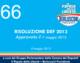 66 – RISOLUZIONE DEF 2013