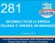 281 – SECONDO L'OCSE LA RIPRESA ITALIANA E' ANCORA UN MIRAGGIO