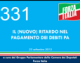 331 – IL (NUOVO) RITARDO NEL  PAGAMENTO DEI DEBITI PA