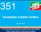 351 – RASSEGNA STAMPA ESTERA (02/10/2013)