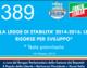 389 – LA LEGGE DI STABILITA' 2014-2016: LE  RISORSE PER SVILUPPO
