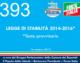 393 – LEGGE DI STABILITA' 2014 – 2016 (Testo provvisorio II)