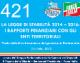 421 – LdS3 – LA LEGGE DI STABILITÀ 2014 – 2016 I RAPPORTI FINANZIARI CON GLI ENTI TERRITORIALI
