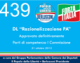 """439 – DL """"RAZIONALIZZAZIONE PA"""" – Approvato definitivamente – Parti di competenza I Commissione"""