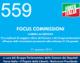559 – FOCUS COMMISSIONI