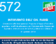 572 – INTERVENTO DELL'ON. PARISI