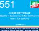 551 – LEGGE ELETTORALE Dibattito in Commissione Affari Costituzionali Sintesi delle audizioni