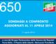 650 – SONDAGGI A CONFRONTO (Aggiornati al 11 aprile 2014)