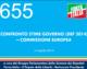 655 – CONFRONTO STIME GOVERNO (DEF 2014)  – COMMISSIONE EUROPEA