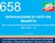 658 – DICHIARAZIONE DI VOTO ON.  BRUNETTA