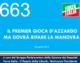663 – Il PREMIER GIOCA D'AZZARDO MA DOVRA' RIFARE LA MANOVRA