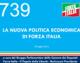 739 – LA NUOVA POLITICA ECONOMICA DI FORZA ITALIA