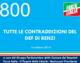 800 – TUTTE LE CONTRADDIZIONI DEL DEF DI RENZI