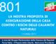 801 – LA NOSTRA PROPOSTA DI ASSICURAZIONE DELLA CASA CONTRO I RISCHI DELLE CALAMITA' NATURALI