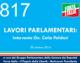 817 – INTERVENTO ON. POLIDORI