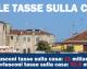 FORZA ITALIA in campo contro le tasse, 29-30 novembre '#NoTaxDay casa' con Berlusconi