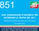 851 – UNA COMMISSIONE DI INCHIESTA PER ACCERTARE LA TRUFFA DEL 2011