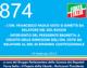 874 – DIMISSIONI DELL'ON. SISTO + INTERVENTO ON. BRUNETTA
