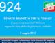 924 – Brunetta per Il Foglio – L'approvazione dell'Italicum segna la fine della legislatura, vedrete