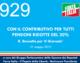 929 – Con il contributivo per tutti pensioni ridotte del 30_ (R. Brunetta per Il Giornale)
