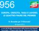 956 – EUROPA, CRESCITA, TAGLI E LAVORO. LE QUATTRO PAURE DEL PREMIER