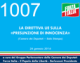 1007 – LA DIRETTIVA UE SULLA PRESUNZIONE DI INNOCENZA