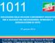 1011 – DISCUSSIONE DELLE MOZIONI CONCERNENTI INIZIATIVE PER IL RILANCIO DEL MEZZOGIORNO: INTERVENTI E DICHIARAZIONE DI VOTO