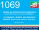 1069 – EUROPA, LA DIFFICILE PARTITA DELL'ITALIA (Lucrezia Reichlin, Corriere della Sera, 27/03/2016) – PER SALVARE L'EUROPA SERVONO MILLE MILIARDI (Renato Brunetta, Il Giornale, 27/03/2016