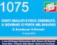 1075 – Conti sballati e poca credibilità. Il governo ci porta nel baratro (R. Brunetta per 'Il Giornale')