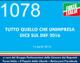 1078 – TUTTO QUELLO CHE UNIMPRESA DICE SUL DEF 2016