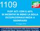 1109 – FLOP ACT: CON IL 60% DI INCENTIVI IN MENO LA BOLLA OCCUPAZIONALE INIZIA A SGONFIARSI
