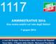 1117 – AMMINISTRATIVE 2016 Una nostra analisi sul voto degli italiani