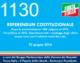 1130 – REFERENDUM COSTITUZIONALE – Dopo le amministrative i NO salgono al 54%, i SI crollano al 46%. Riportiamo tutti i sondaggi degli ultimi cinque mesi con il relativo trend del voto
