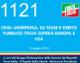 1121 – CRISI: UNIMPRESA, SU TASSE E DEBITO PUBBLICO ITALIA SUPERA EUROPA E USA