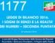 1177 – Legge di bilancio2016 – seconda puntata