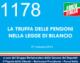 1178 – LA TRUFFA DELLE PENSIONI
