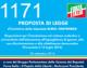 1171 – PROPOSTA DI LEGGE. Educazione all'uguaglianza di genere, alla non discriminazione e alla cittadinanza democratica (On. Elena Centemero)