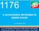 1176 – IL SALVATAGGIO DI MONTE PASCHI