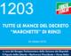 1203 – Tutti gli imbrogli del decreto fiscale (prima puntata)