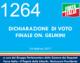 1264 – DICHIARAZIONE DI VOTO FINALE ON. GELMINI