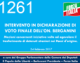 1261 – Intervento On. Bergamini