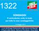 1322 Sondaggi il centrodestra unito in testa per tutte le case di sondaggi