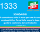 1333 – SONDAGGI – Centrodestra unito in testa. Forza Italia sopra Lega guida coalizione