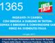 1365 – MIGRANTI: FI CAMERA, CON DEROGA A DUBLINO IN TRITON-SOPHIA E DEROGHE CONVENZIONE SAR RENZI HA SVENDUTO L'ITALIA
