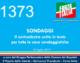 1373 – SONDAGGI – IL CDX UNITO VINCE