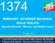 1374 – MIGRANTI. GOVERNO INCAPACE ITALIA ISOLATA
