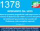 1378 – INTERVENTO ON SISTO