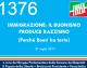 1376- IMMIGRAZIONE – IL BUONISMO PRODUCE RAZZISMO – PERCHE' BOERI HA TORTO
